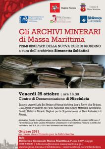 Gli Archivi Minerari
